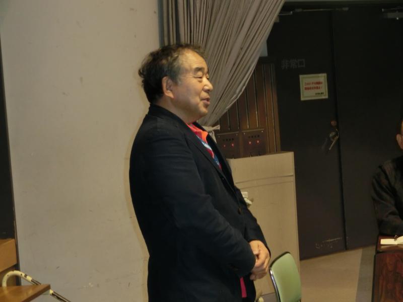 藤田隆明氏(INWAナショナルコーチ)