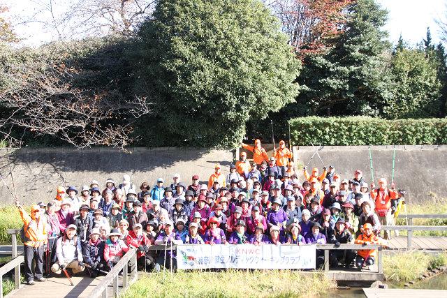 玉川台公園で全体写真
