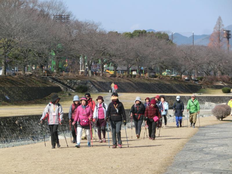 水無川遊歩道