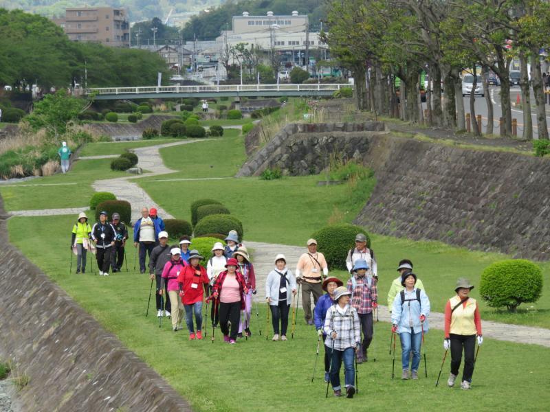 富士見橋から撮影