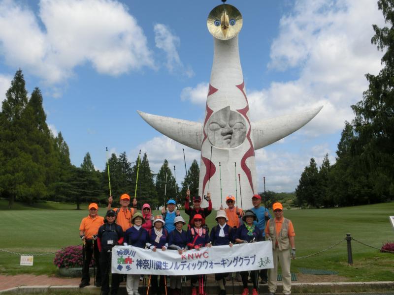 万博公園の太陽の塔