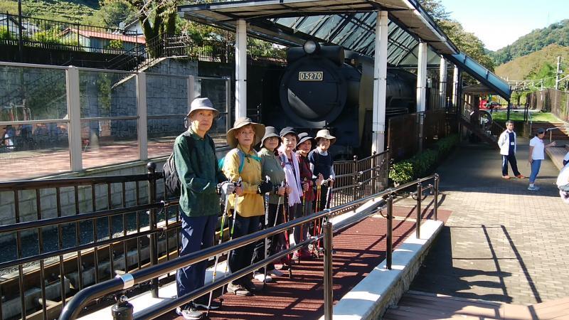 山北SL公園