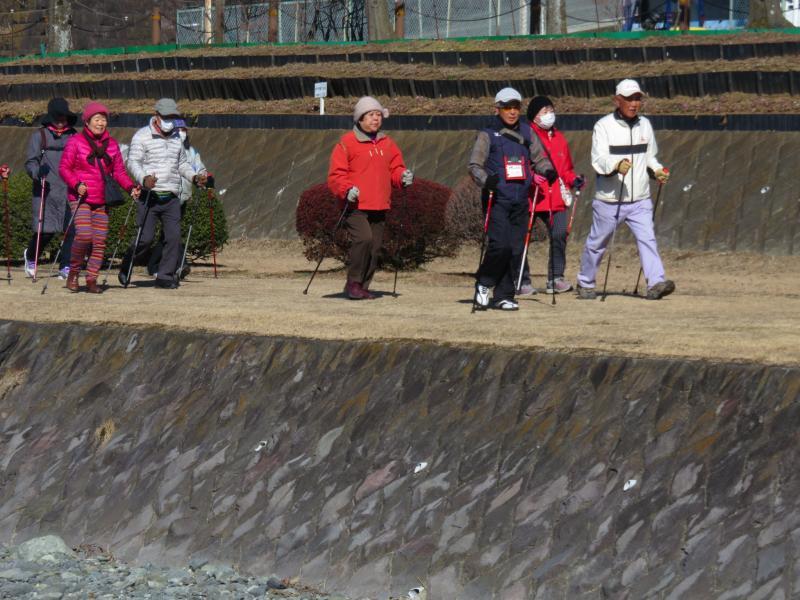 水無川緑道ウサギグループ