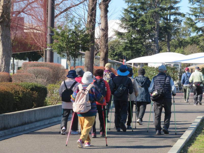 帰り道、富士山が見える
